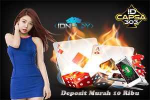 Judi Poker Online IDN Terbaik Bersama IDcapsa303